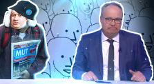 Die Heute-Show... naja, was wohl?  by Shlomo Finkelstein / DVA